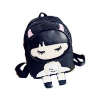 Kids School Bag Toddler Backpack Cute Girl Camping Travel Backpacks Purse Black